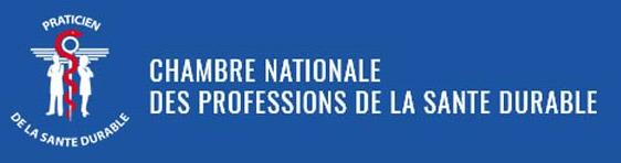 Logo Chambre Nationale des Professionnels de Santé Durable